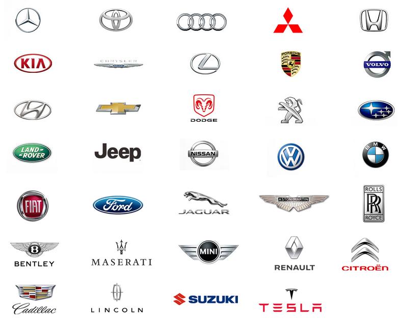 principais marcas