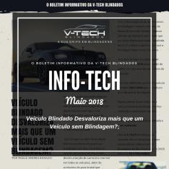Maio 2018 – Veículo Blindado Desvaloriza Mais que um Veículo Sem Blindagem?