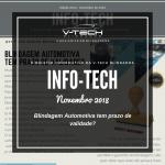 Novembro 2018 – Blindagem Automotiva tem prazo de validade?